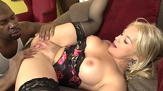Amazing pornstar Sarah Vandella in exotic cunnilingus, blowjob adult movie