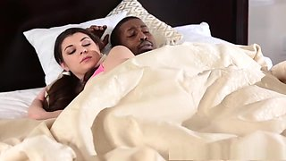Cute Sister Wakes Up Her Stepbrothers Bbc