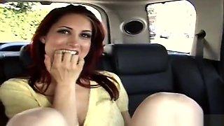 Pornstar sex video featuring Sammie Rhodes, Nikki and Kylee Strutt