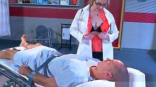 Sex Adventures Between Doctor And Beauty Sluty Patient (Sunny Lane) video-29