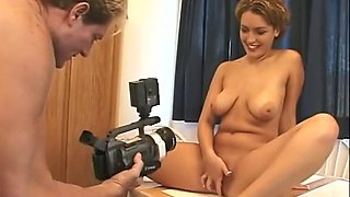 Topanga loves to be filmed while fucking