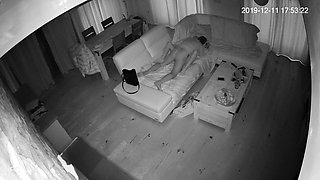 Hidden camera, the story of one family
