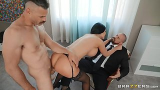 Jasmine Jae & Charles Dera in You Messed Up - BRAZZERS