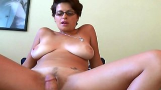 An Arousing Sex With A Cum Inside Makes Them Feel Arouse
