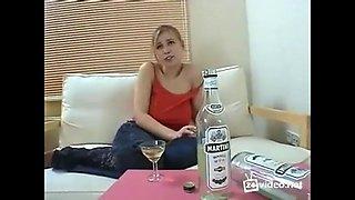 Drunk fuck