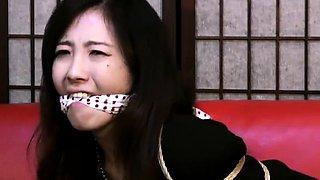 Japanese Bondage Sex Brutal BDSM Sexual Punishment 3