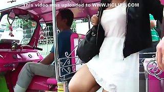 Busty Amateur Thai Girl 11