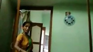 Indian maid saying not now (meanwhile she did this)