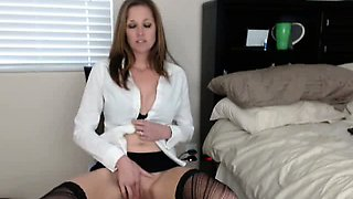 Hot Roleplay With Secretary Webcam Girl FULL