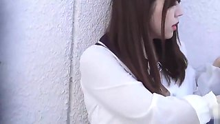 Japan toilet voyeur