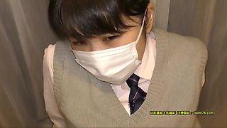 18yo school uniform cosplay JAV-827389-Individual