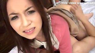Incredible Japanese chick Risa Mita in Amazing Cougar, Fetish JAV movie