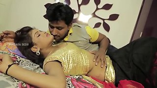 Young boy first time romance with jyoti aunty