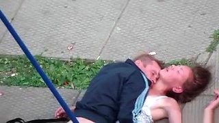 Russian drunk sex