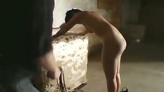 Authentic Slave bondage