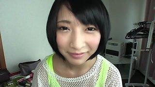 Best Japanese slut Miku Abeno in Crazy cougar, blowjob JAV video