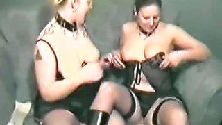 Home made porn film with a foursome
