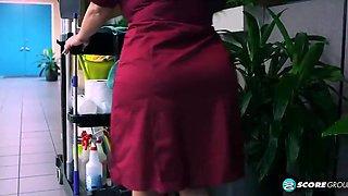 50+ milf victoria versaci maid works for sex