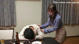 Yuna Ogura In Jav Eng Sub Father-in-law Tricked Me