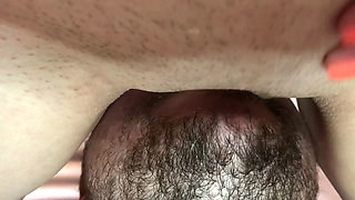Face riding. Pussy eating. Clit licking orgasm.