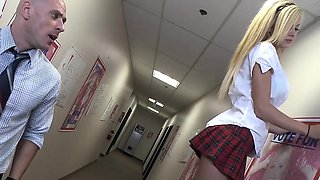 Brazzers - Big Tits at School - Jessie Rogers