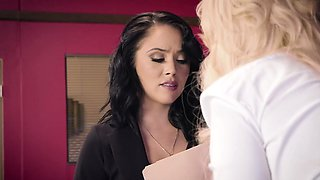 Brazzers - Hot And Mean -  Dominative Assista