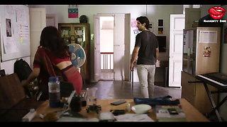 Tamil Actress Pooja Kumar Has Romantic Sex