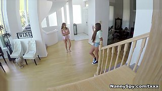 Adria Rae in Tiger Mom Strikes: Nanny Fucks The Wrong Husband - NannySpy