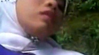 indonesia jilbab -mahasiswi akbid riau mesum