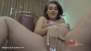 Indica Monroe in Masturbation Movie - AmKingdom