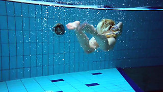 Milana Voda hot underwater pool