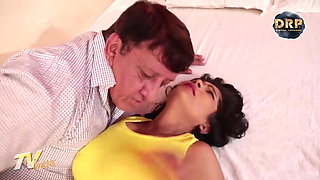 Old Man Fucking Young Girl, Steamy SEX Scene