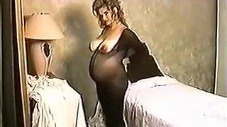 Pregnant progress 3 - 6 - 9 moons Kitty Kathy