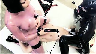 Horny blonde Elvira gets fucked and dominated