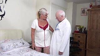 The Dirty Doc & Naughty Nurse Christina Pt1 - DirtyDoctor