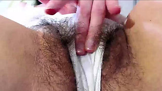 Watch Most Beautiful Hairy Pussy In The World
