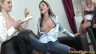 18 Years Old In Tempting 18yo Party Get Laid In Jeans And Boots