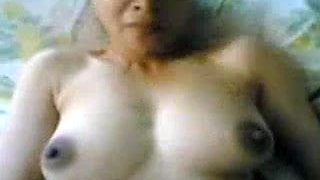 Thai Fucking wife in the bedroom