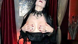 Gothic Vampire Tease