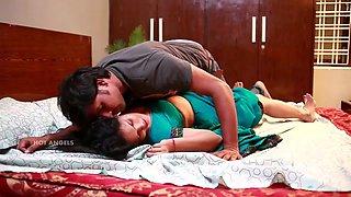 Anjali aunty romance with neighbor man