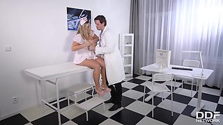 Thick Busty Milf Titty Fuck N Dr Office 1080p