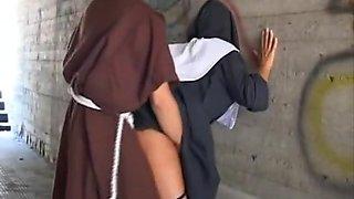 Italian Perverse Nun