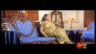 Milk Leaking from Boobs, South Indian Movie Scene