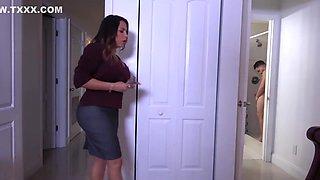 Julianna Vega - My Step Son Has A Jerki