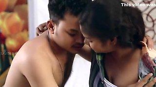 Boyfriend Calling girlfriend in hotel for romance