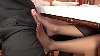 Astonishing adult movie Feet watch only here