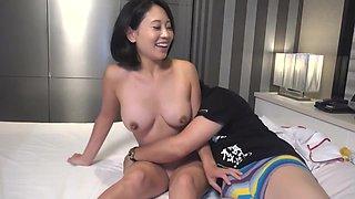 Mami Milk Dripping Jav Licks Arse Takes Creampie In Cunt With Mami Katagiri