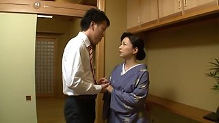 Exotic Japanese chick Mai Ito in Best Cunnilingus, Wife JAV movie