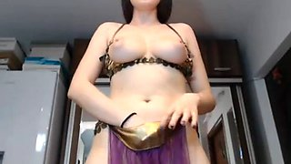The belly dancer (2)
