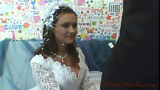 Porn with a Russian bride